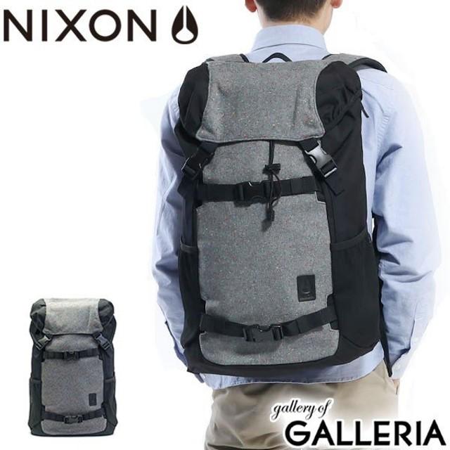 ニクソン リュック NIXON バック LANDLOCK SE 2 ランドロック バックパック メンズ レディース PC収納 通学 NC2817