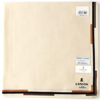 [マルイ] 【48×48cm】メンズハンカチ/ランバン オン ブルー(雑貨)(LANVIN en Bleu)