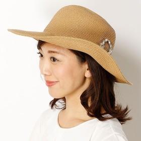 MiiA ミーア ビジュー付ブレードキャペリン レディース