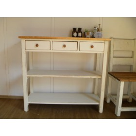 【 Drawers3 Kitchen Open COUNTER 】