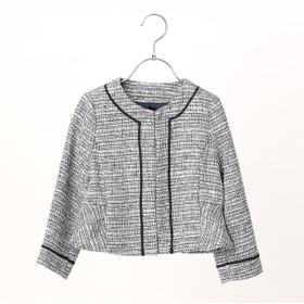 [マルイ]【セール】ファンシーツイードジャケット/コムサフィユ(COMME CA FILLE)