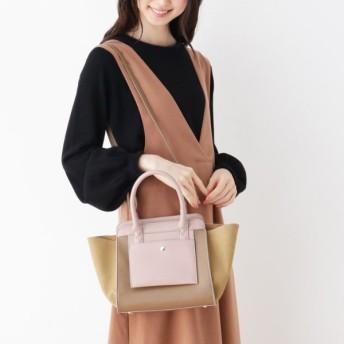 [マルイ]【セール】◆配色ミニトートバッグ/パサージュ ミニョン(passage mignon)