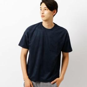 [マルイ]【セール】フェイク スエード Tシャツ/コムサイズムメンズ(COMME CA ISM)