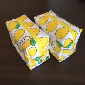 レモンのマルチミニポーチ