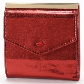 [マルイ] ぷっくりリップ薄型二つ折り財布/スパイラルガール(バッグ&ウォレット)(SPIRALGIRL)