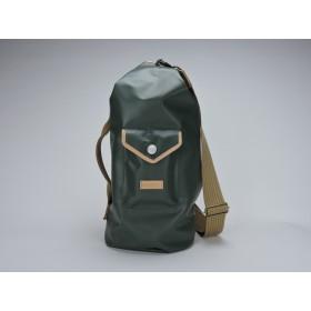 ボンサック型バッグ/ターポリン/グリーン