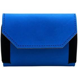 [マルイ]【セール】エラカードケース/MAINE(ブルー)【カードケース 名刺入れ】/アジリティーアッファ(AGILITY Affa)