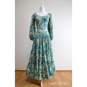 フラメンコ衣装 ジャスミン ミントグリーン(A-1)