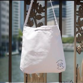 【ライトグレー】2WAY SHOULDER BAG Beauty & Habit ビューハビ ショルダーバッグ