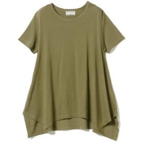 [マルイ]【セール】Ray BEAMS High Basic / ドレープ ヘム Tシャツ/レイ ビームス(Ray BEAMS)