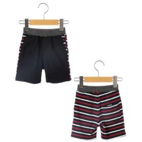 [マルイ]【セール】SHIPS KIDS:バック ボーダー ショーツ(80-90cm)/シップス キッズ(SHIPS KIDS)