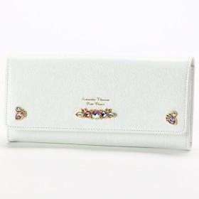 [マルイ] ビジュープレートシリーズ 長財布/サマンサタバサプチチョイス(Petit Choice)