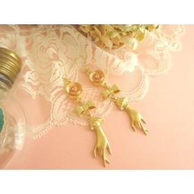 Victorian hand (Rose・ribbon)