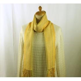 270 手織りスカーフ