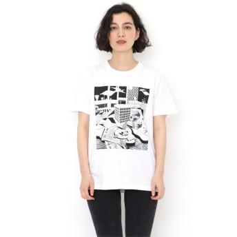 [マルイ] 【ユニセックス】コラボレーションTシャツ/カリンブランコウィッツ/アリババ/グラニフ(graniph)