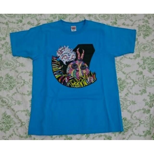 可愛い あっぷん キャラクター Tシャツ S