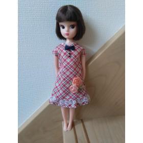 復刻版初代リカちゃん人形サイズドール服 チェック