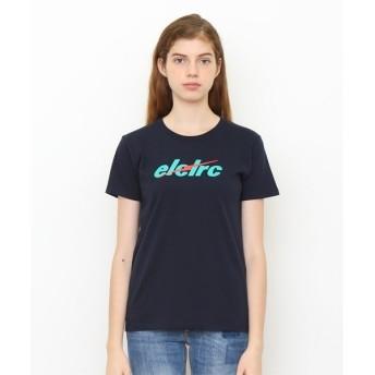 [マルイ]【セール】【ユニセックス】ベーシックTシャツ/エレクトリックロゴ/グラニフ(graniph)