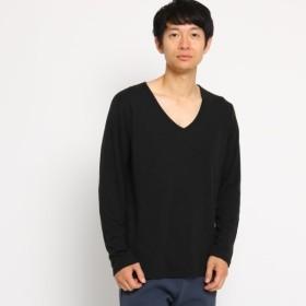 [マルイ] MTシャツ(SB SS長袖V)/ベース ステーション(メンズ)(BASE STATION Mens)