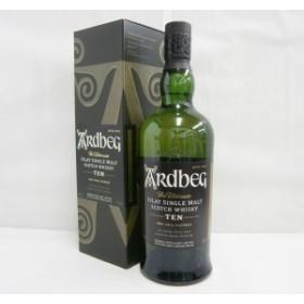 アードベッグ10年 正規 46% 700ml シングルモルトスコッチウイスキー