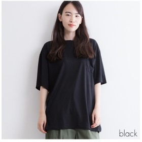 [マルイ]【セール】胸ポケット クルーネックTシャツ/フィリル(fillil)