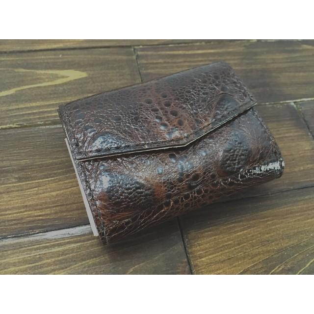 5d7e81536cc8 カエルのお財布で金運アップ!お札を折らずに入れられるミニミニ財布M ...