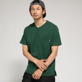 [マルイ] Tシャツ メンズ Vネック WEB限定/ベース ステーション(メンズ)(BASE STATION Mens)