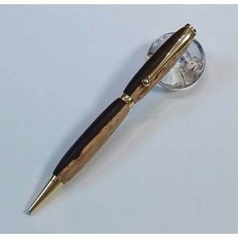 木製 ボールペン ローズウッド(ツートンカラー)01