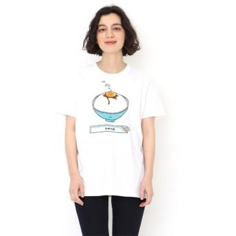 [マルイ] 【ユニセックス】ベーシックTシャツ(タマゴカケゴハンクン)/グラニフ(graniph)