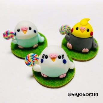 キャンディ隊 インコちゃん