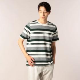 [マルイ]【セール】シジラボーダーTシャツ/フレディ&グロスター メンズ(FREDY&GLOSTER)