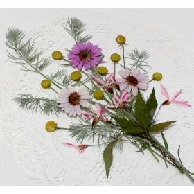 押し花素材(花束セット)