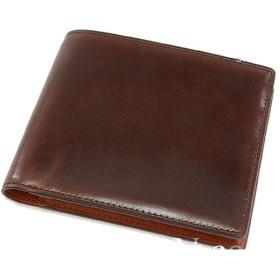 [マルイ] CORDOVAN color(コードバンカラー) 二つ折り財布(小銭入れなし)/プレリー1957(PRAIRIE SINCE1957)