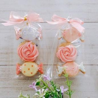 キャンディと薔薇セット