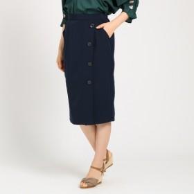 [マルイ]【セール】【洗える】ダブルクロスラップスカート/スーナウーナ(SunaUna)