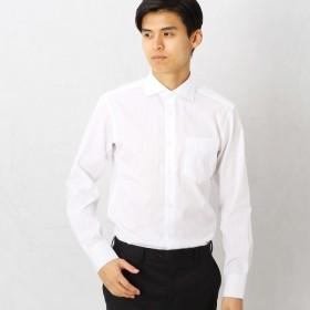 [マルイ] 形態安定ホワイトドビードレスシャツ/コムサメン(COMME CA MEN)