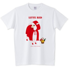 [ 赤ずきん Tシャツ ]