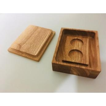 木製リングピロー