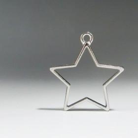 星A 空枠チャーム2個セット