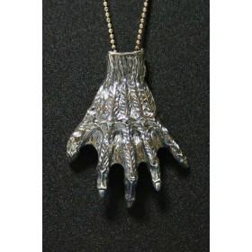 『河童の手その弐』のペンダント Silver 925