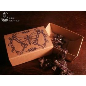 【お取り置き】蝶十字架の小箱(ロザリオケース)