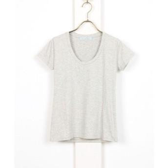 [マルイ]【セール】シンプルUネックTシャツ/フェリーニ(fellini)