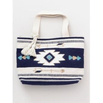 Kahiko カヒコ オルテガアロー刺繍トートバッグ
