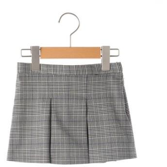 [マルイ] SHIPS KIDS:グレンチェック スカート(90cm)/シップス キッズ(SHIPS KIDS)