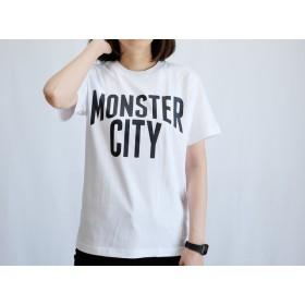 Tシャツ モンスターシティ ホワイト