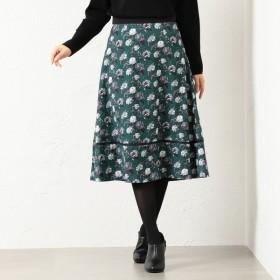 [マルイ]【セール】DECADENT BLOOMSフレアースカート/アマカ(AMACA)