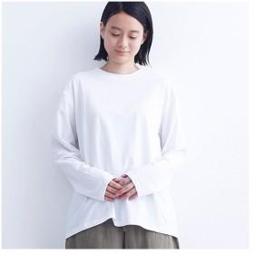 [マルイ]【セール】【IKYU】無地長袖コットンカットソー/メルロー(merlot)