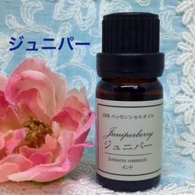ジュニパー (ジュニパーベリー) 高品質 セラピーグレード精油