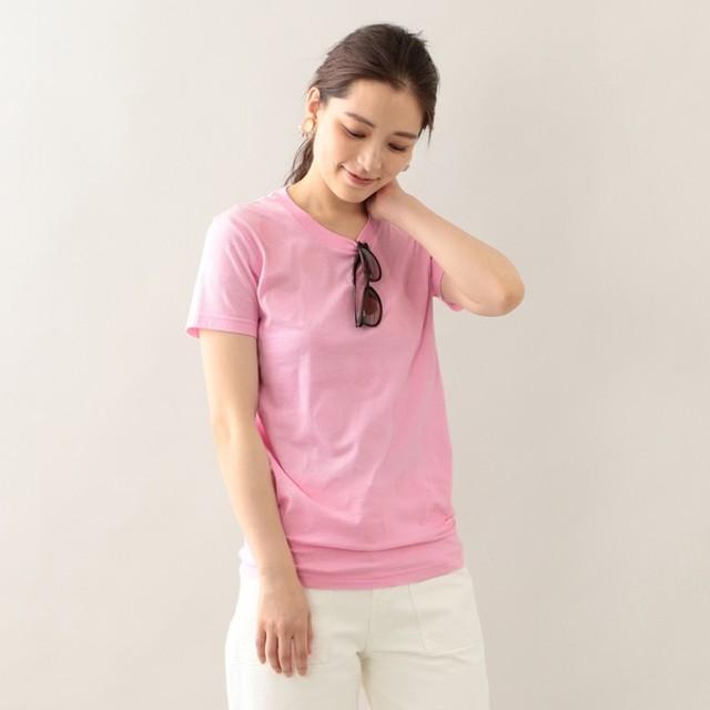 [マルイ]【セール】【American Apparel】ドットプリントTシャツ/ル ジュール(LE JOUR)
