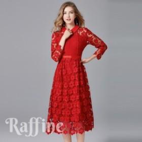 パーティードレス 結婚式 ワンピース ドレス 大きいサイズ 二次会  お呼ばれ 3XL 4XL 5XL 4L 5L 6L T0024003